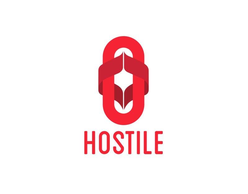 Logotipo Hostile
